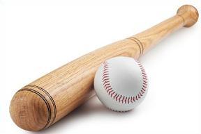 Free baseball bat clipart.