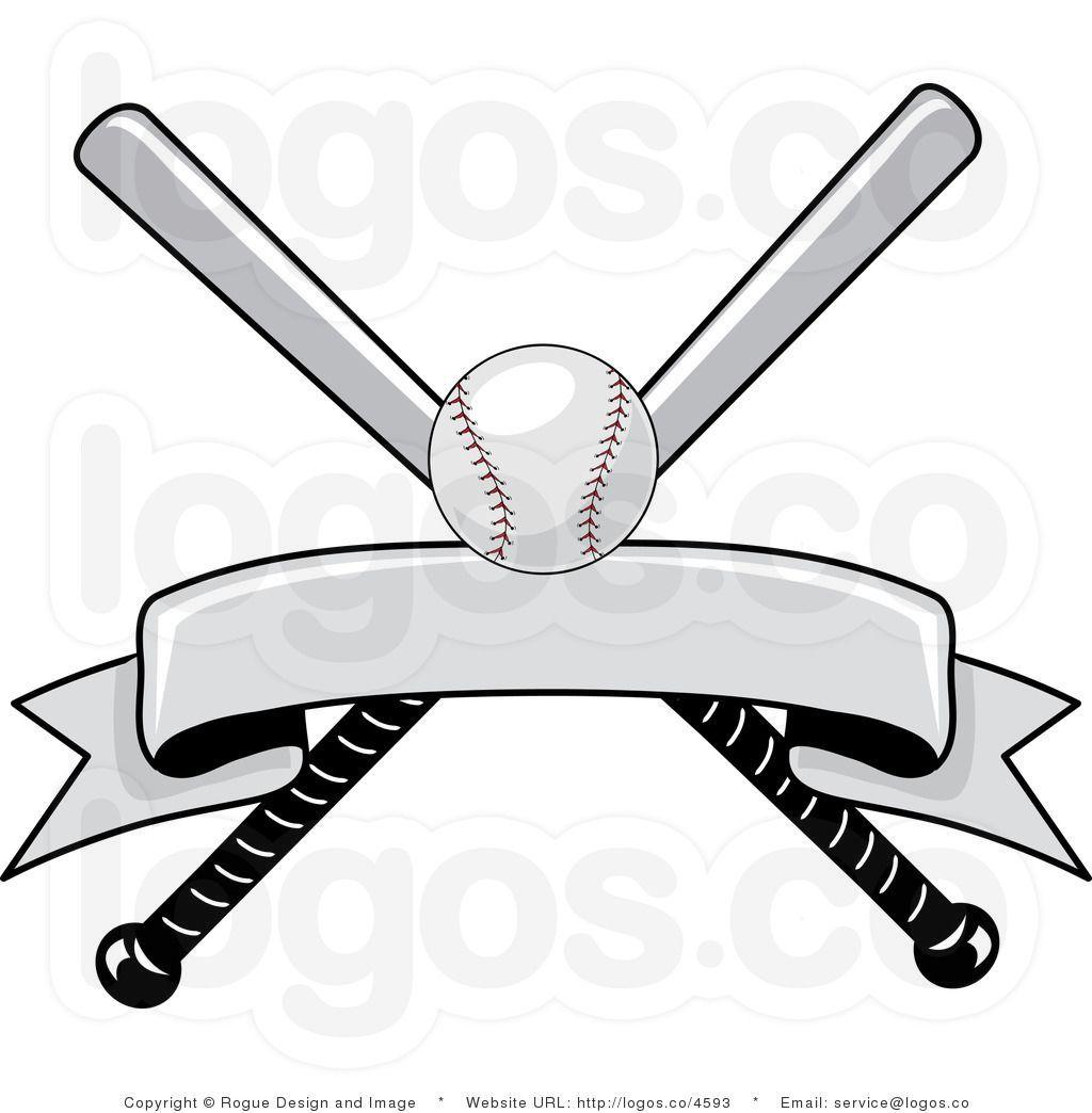 Baseball Bat Logo.
