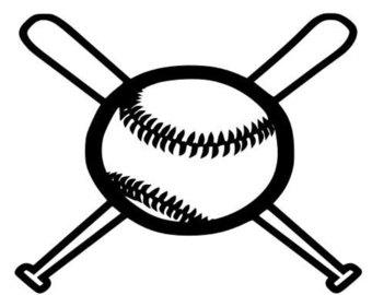 Baseball bat svg.