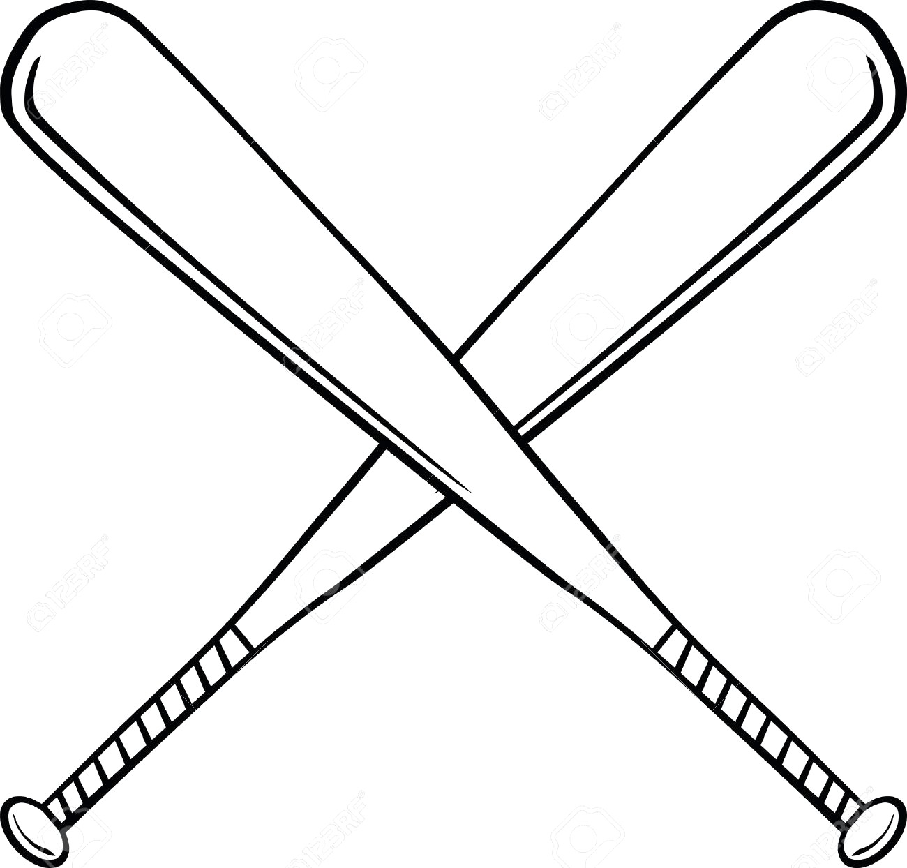 Baseball Bat Vector Free at GetDrawings.com.
