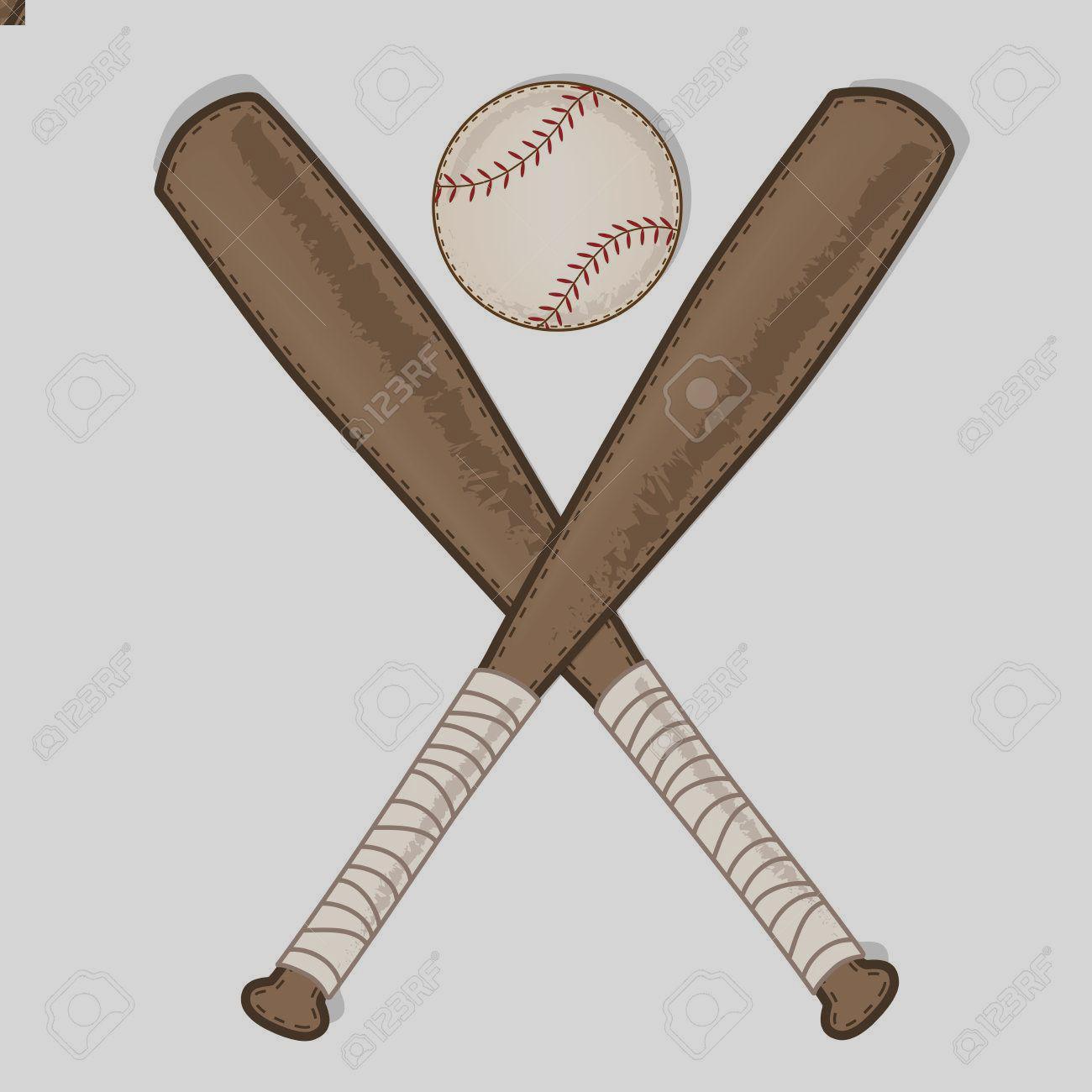 Softball Bat Clip Art Group (+), HD Clipart.