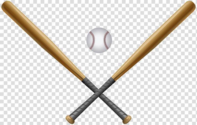 Baseball bat , Baseball Set transparent background PNG.