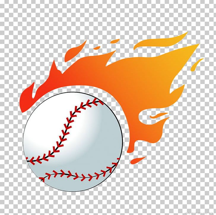 Baseball Flame Softball PNG, Clipart, Area, Ball, Baseball.