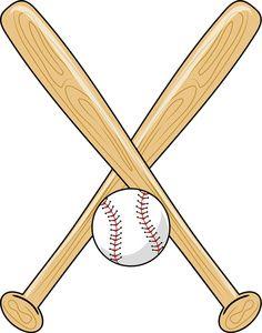 Clipart Of Baseball Bat.