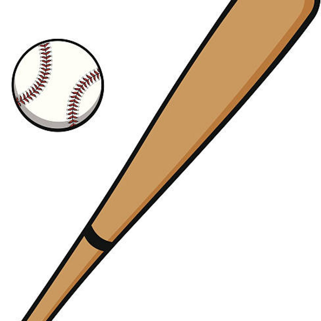 Baseball Bat Drawing.