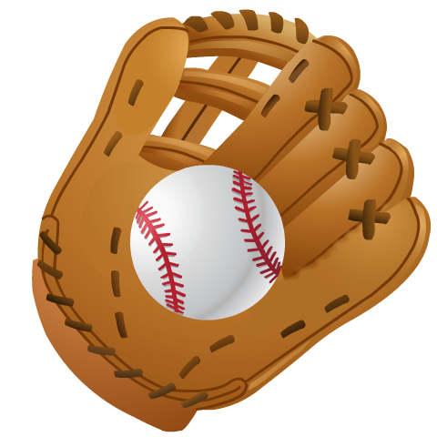 Free Softball and Baseball Clip Art.