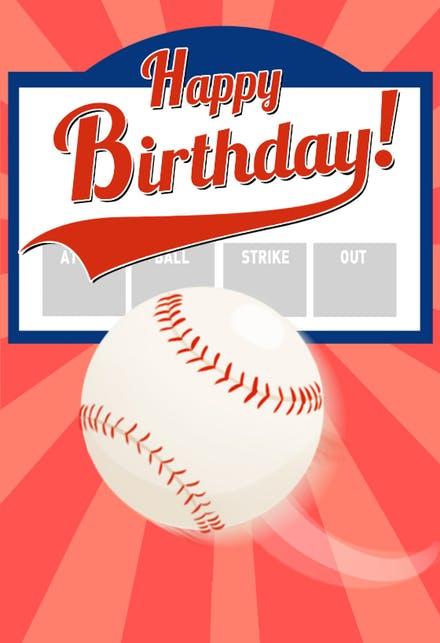Birthday Cards For Boys (Free).