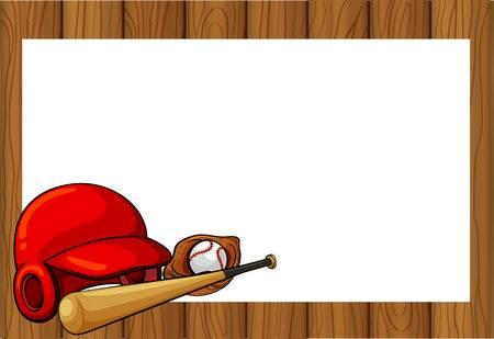 424 Baseball Border Stock Illustrations, Cliparts And Royalty Free.