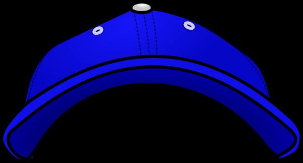 Backwards baseball cap clipart.