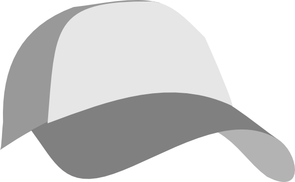 Baseball Cap Cliparts.