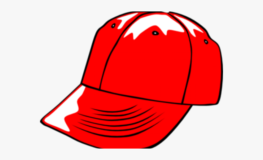 Snapback Clipart Backwards Baseball Cap.