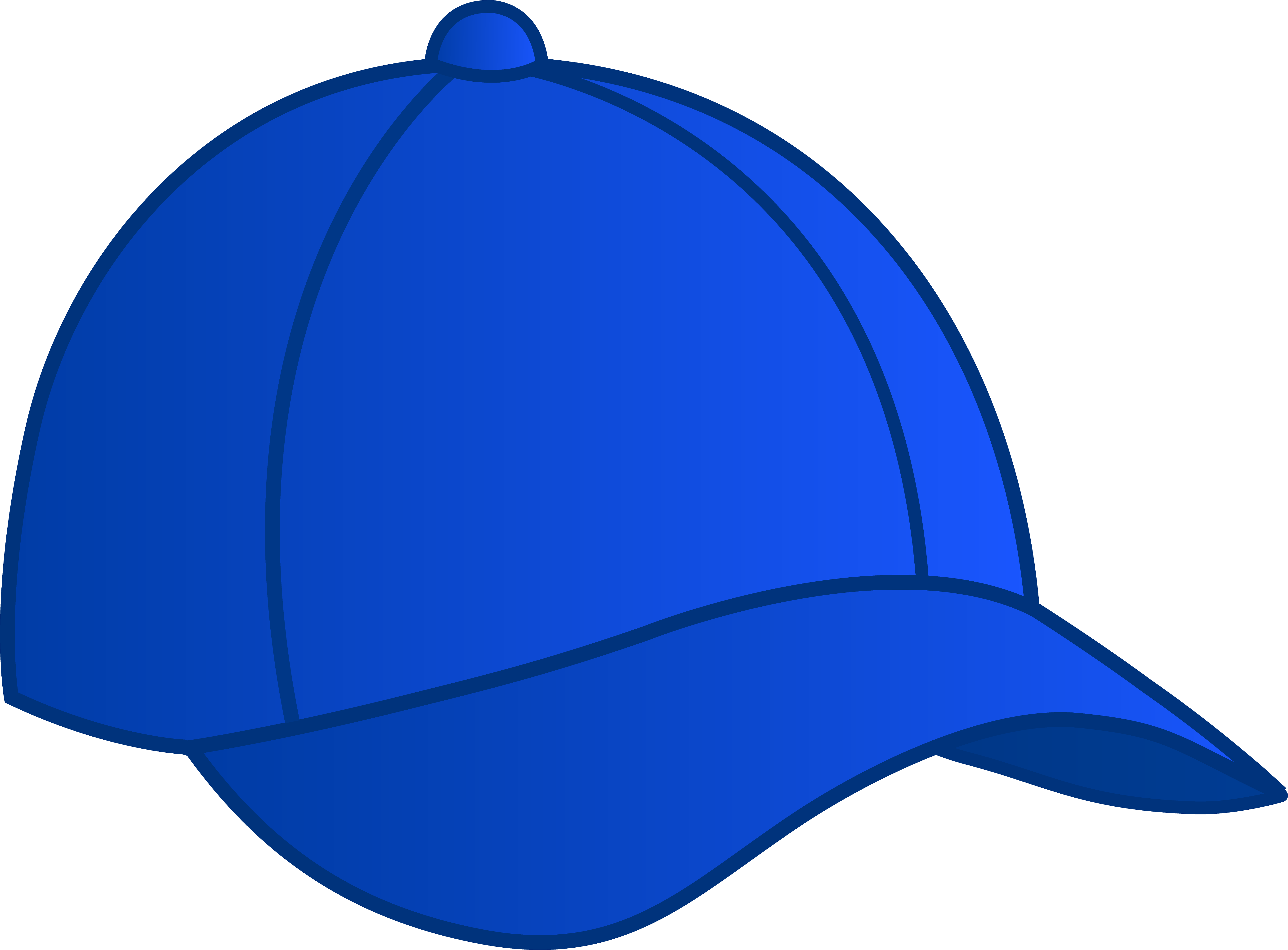205 Baseball Hat free clipart.