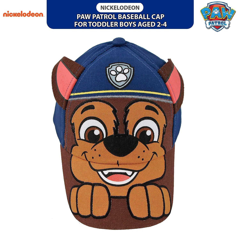 Toddler Baseball Hat for Boys Ages 2.