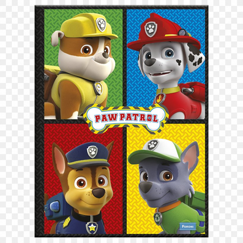 Paper Notebook Hardcover PAW Patrol, PNG, 926x926px, Paper.