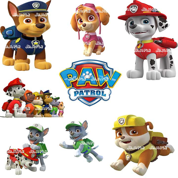 Free paw patrol clipart 2 » Clipart Station.