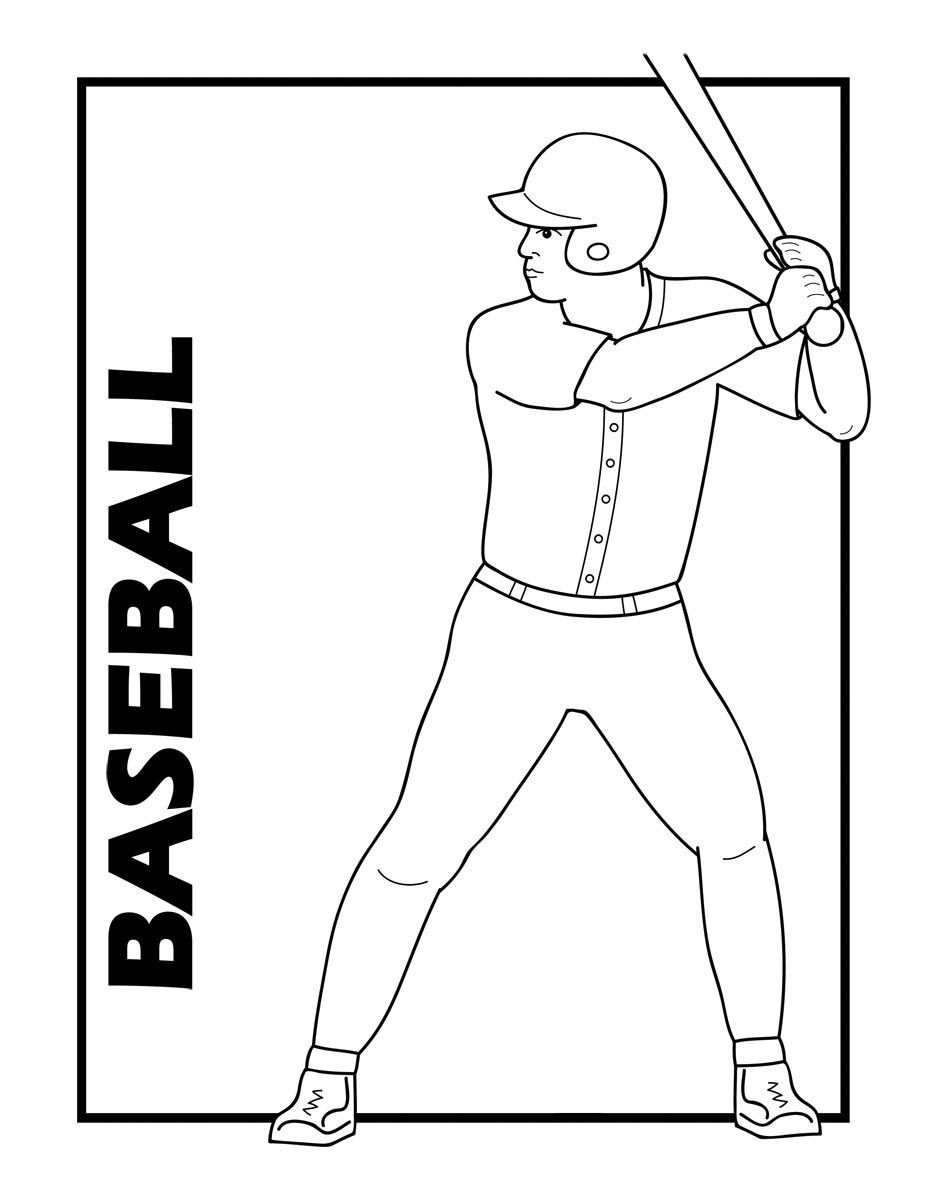 Baseball Card Cliparts.
