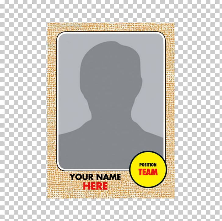 Topps Baseball Card Collectable Trading Cards Template Football Card.