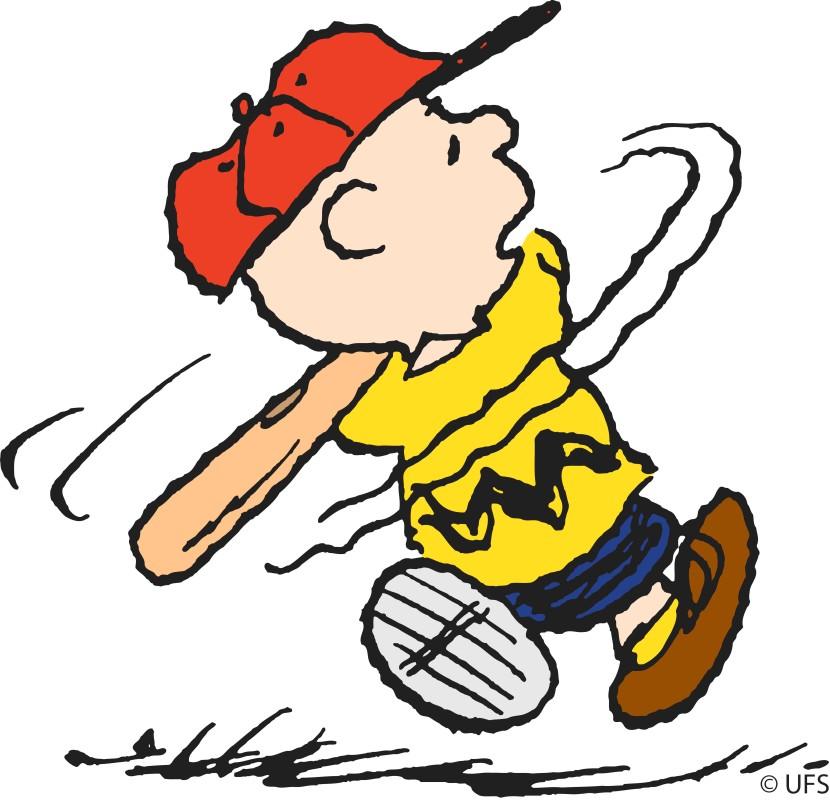 Baseball Cartoon Clipart.