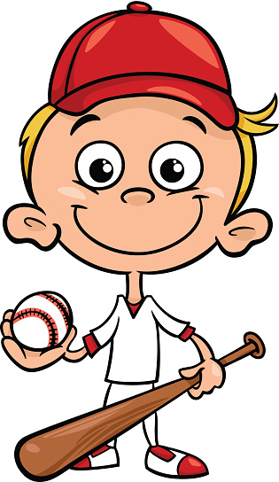 Baseball Cartoon Clipart Clipground