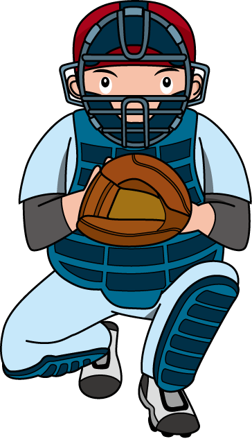 Free Baseball Catcher Cliparts, Download Free Clip Art, Free.