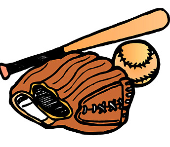 Baseball clipart - Clipground