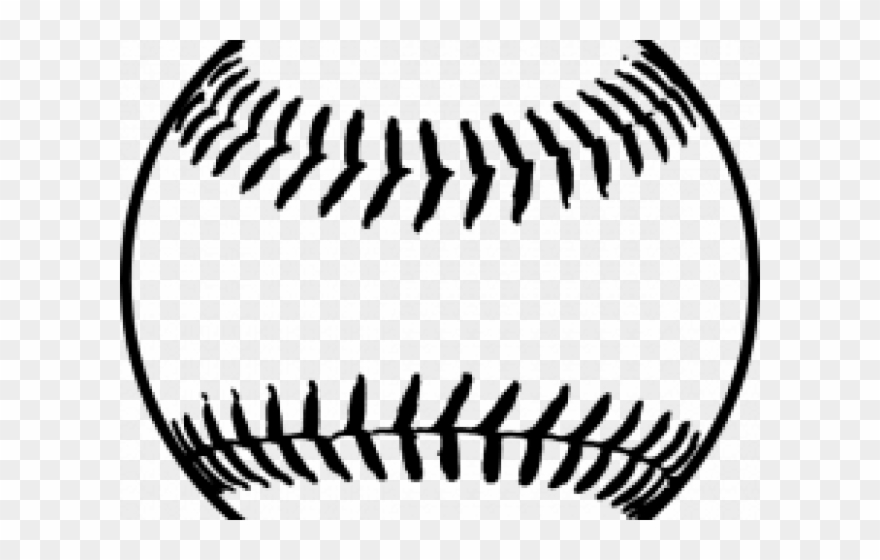 Tail Clipart Softball.