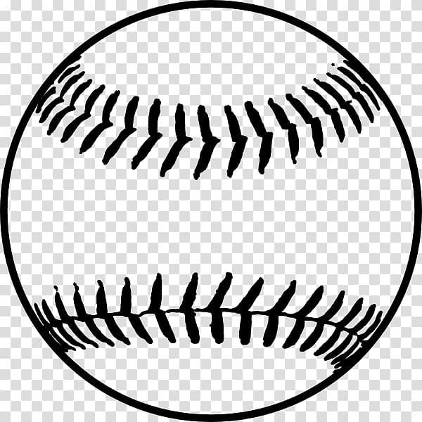 Softball Baseball , Softball transparent background PNG.