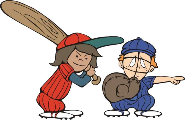 Baseball clip art for kids clipart.