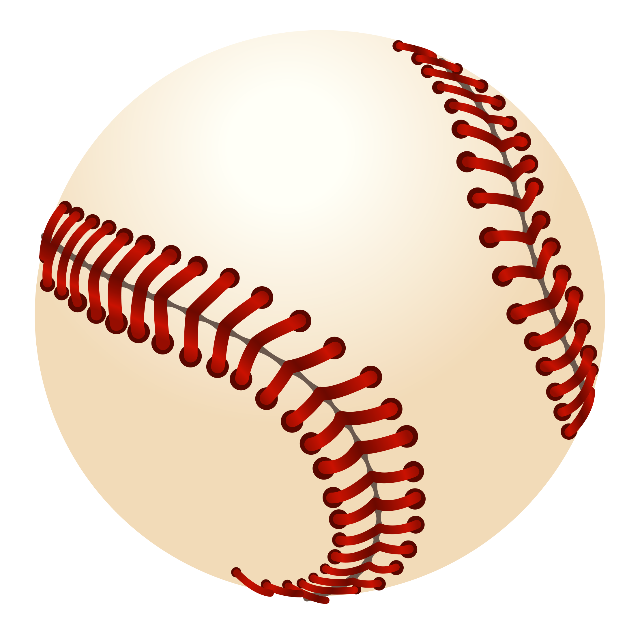 Baseball Ball PNG Clipart Picture.