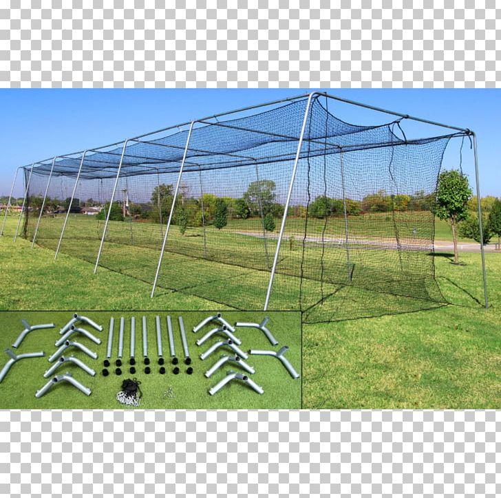 Batting Cage Softball Baseball Pitching Machines PNG.