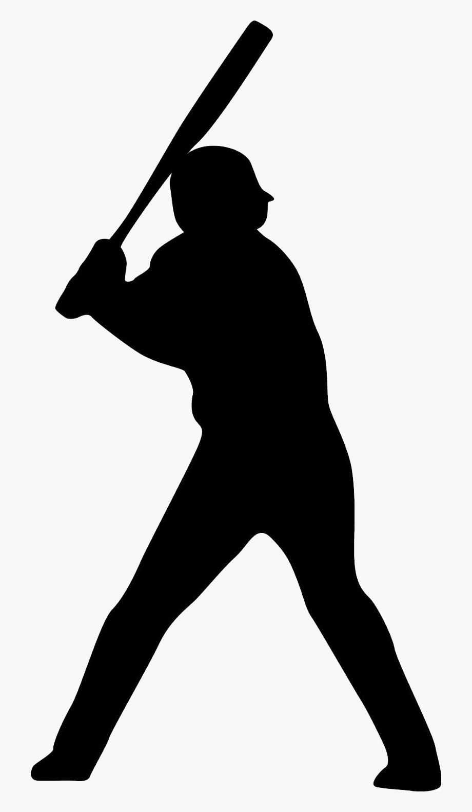 Baseball Player Batter Softball Clip Art.
