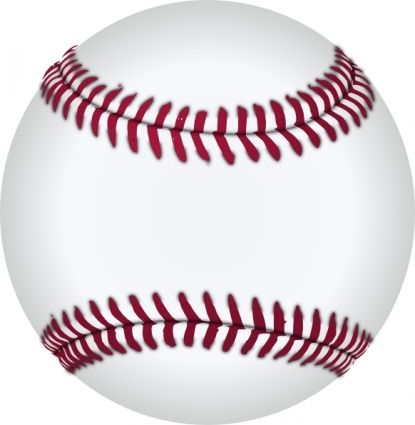 Download Baseball clip art Vector Free.