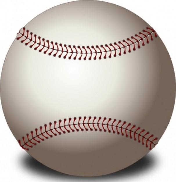 Baseball Clip Art Vector Free Download.
