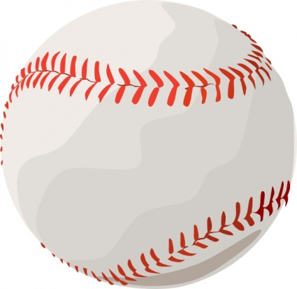 Baseball Vector.