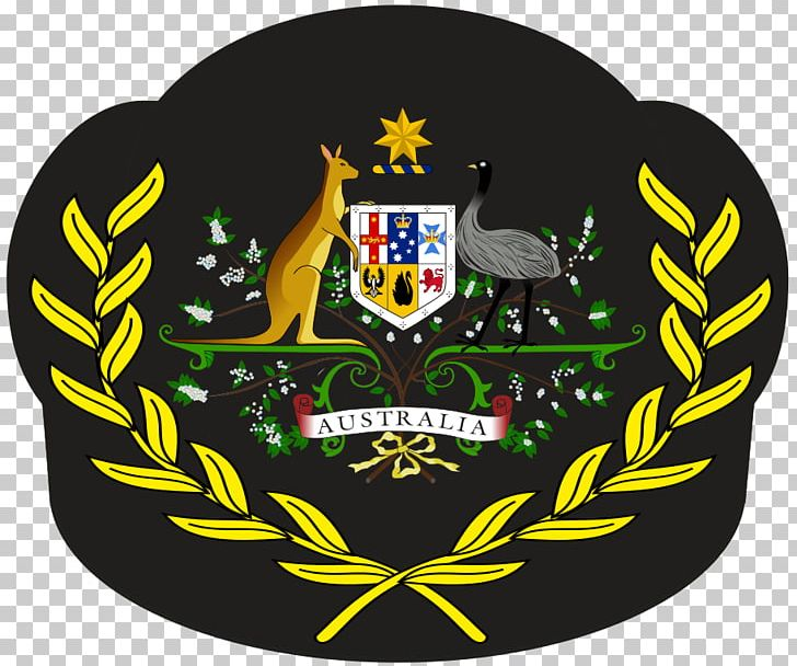 Coat Of Arms Of Australia Emblem Hoodie T.