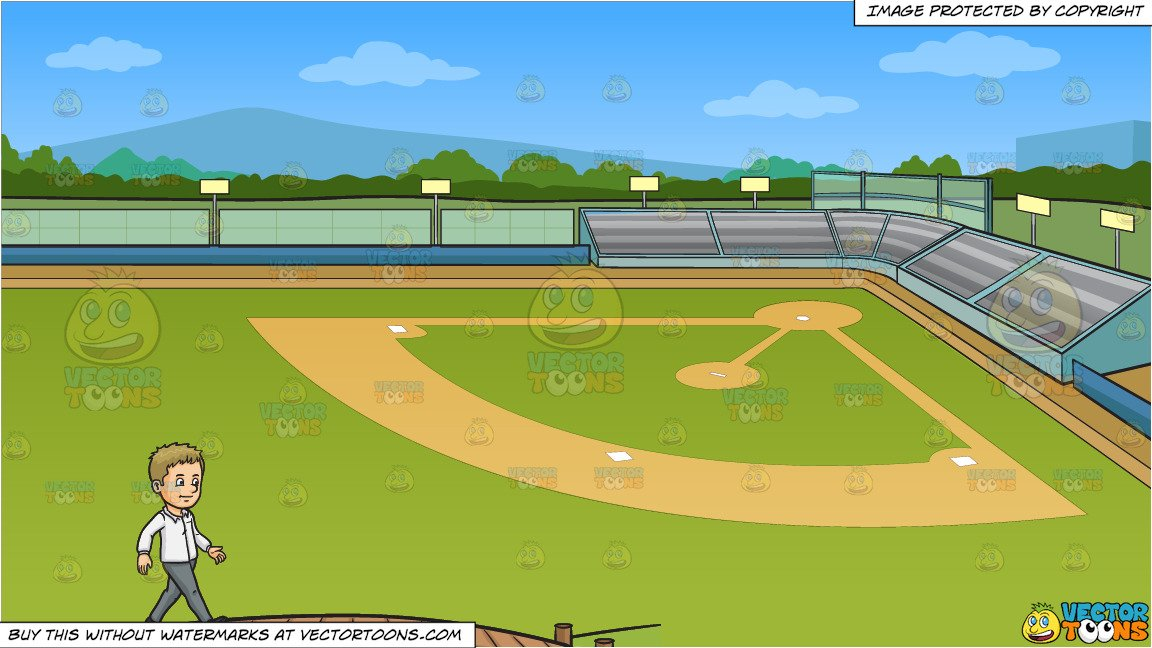 Cross That Bridge When You Come To It and A Baseball Field Background.