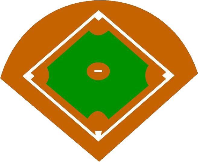 Baseball field Softball Sport Clip art.