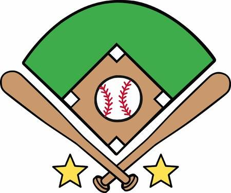 Baseball Diamond Clipart Free Download Clip Art.