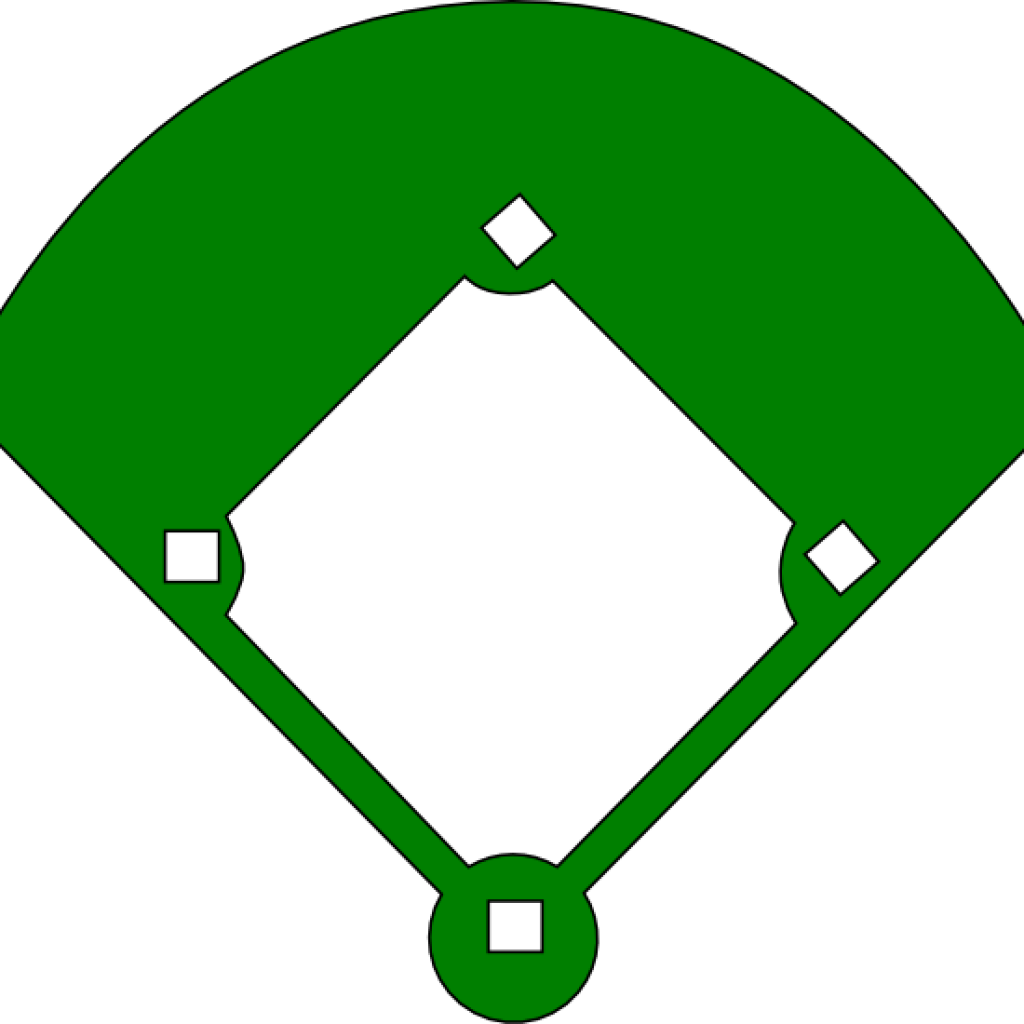 Clipart baseball baseball diamond, Clipart baseball baseball.