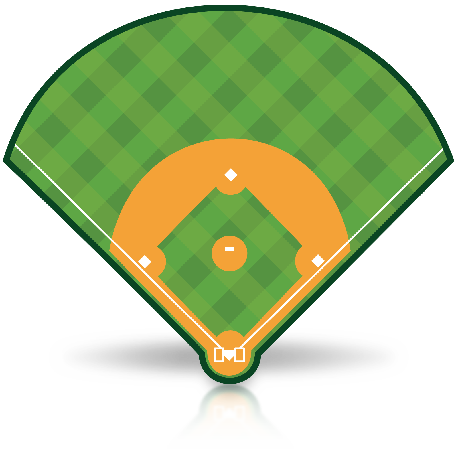 Baseball field Sport Little League Baseball Clip art.