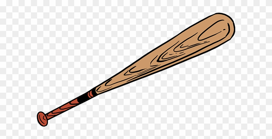 How To Draw Baseball Bat Clipart (#2238252).
