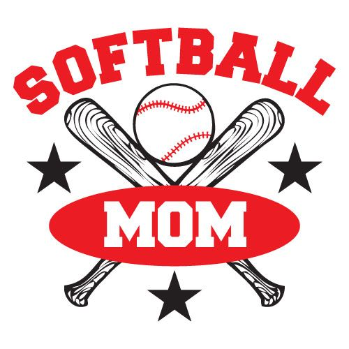 Softball clip art cartoon free clipart images 3 clipartcow.