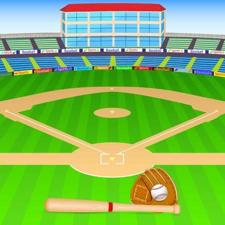 Baseball Stadium Clipart Free Download Clip Art.