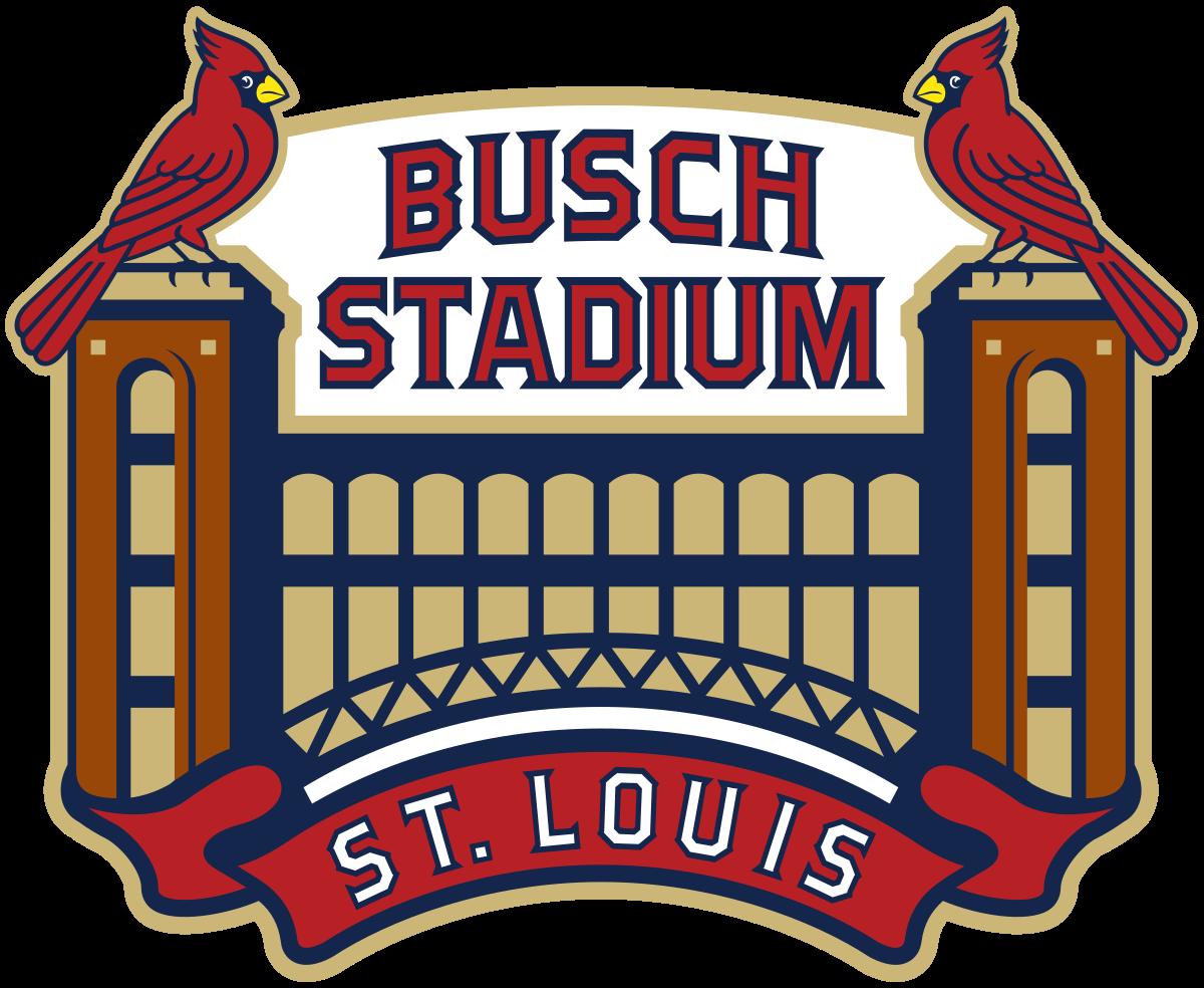 Busch Stadium.