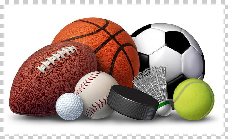 Sporting Goods Hockey Baseball Football, badminton PNG.