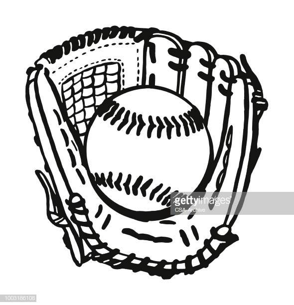 60 Top Catchers Mitt Stock Illustrations, Clip art, Cartoons.