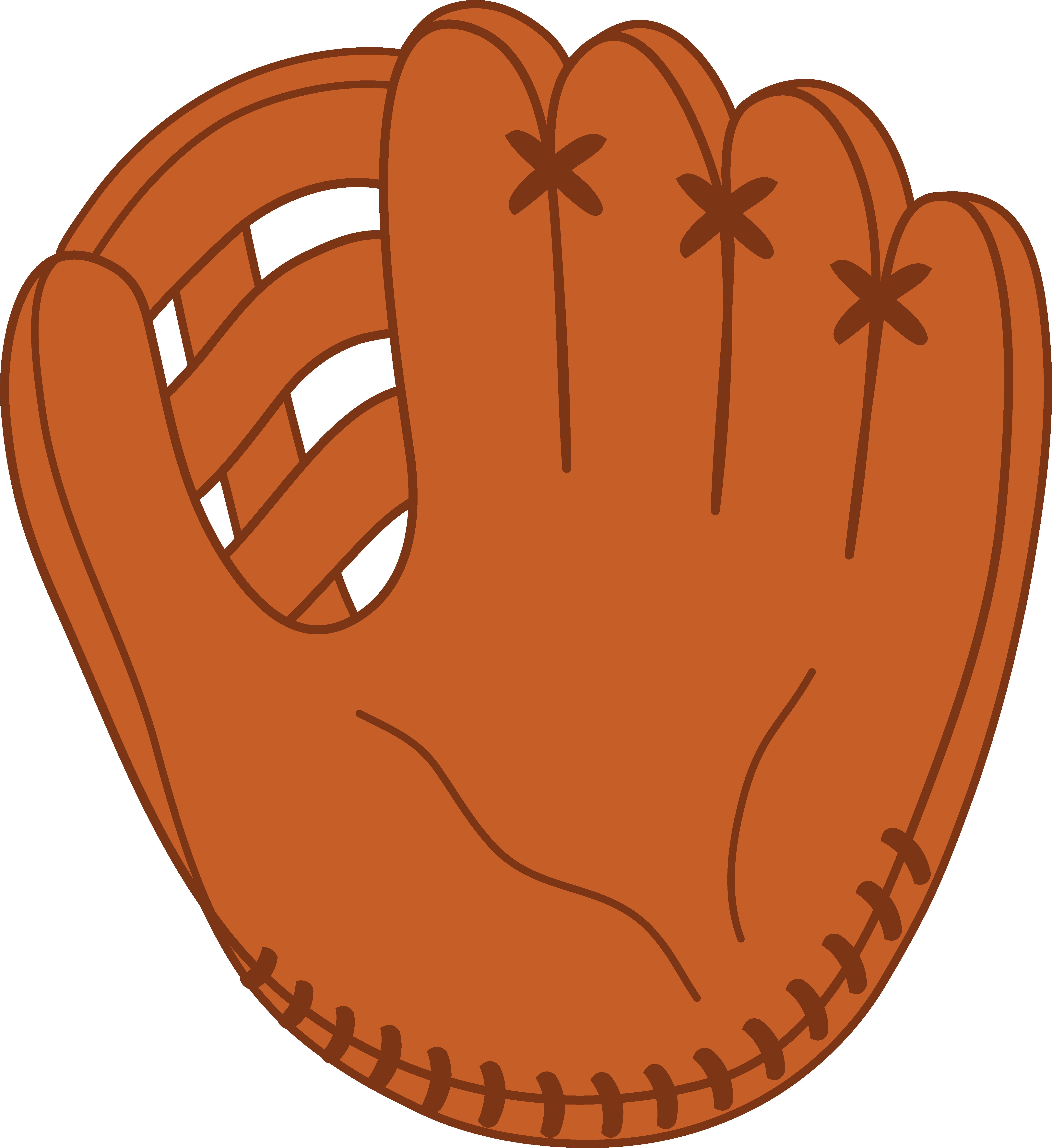 1243 Glove free clipart.