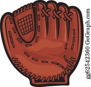 Baseball Glove Clip Art.