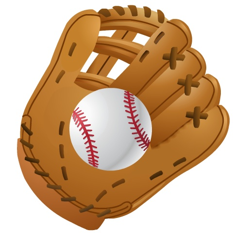 Baseball glove clipart free clipartfest.