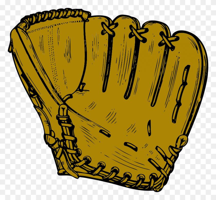 Free Clipart Baseball Glove Johnny Automatic.